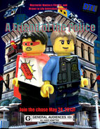A Friend of the Police Poster