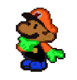 File:Paper Fire Mario.png