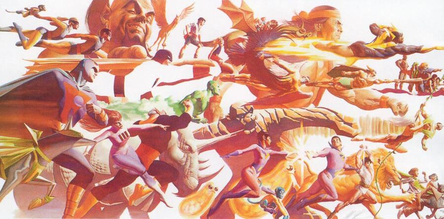 Hanna-Barbera-by-Alex-Ross