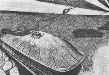 HG Wells Land Ironclads 1904