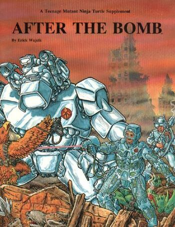 After The Bomb, first edition, 1986