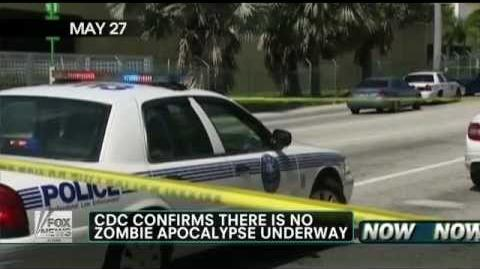 The Conspiracy Facts - Zombie Apocalypse