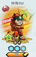 Kitty ranger oro