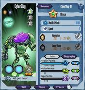 CyberSlug Bronze