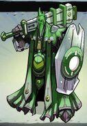 Bronce Galactic Guardian