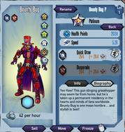 Platinum-bounty-bug
