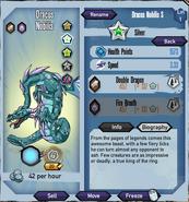 Silver-dracus-nobilis
