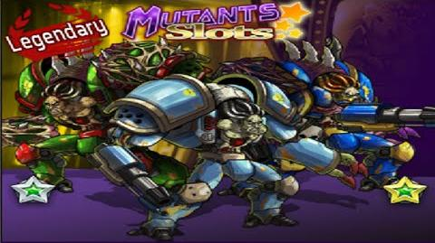 CROSSBREEDING Z-0 (LEGENDARY MUTANT)