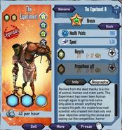 Bronze-the-experiment