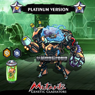 Platinum Cyberslug
