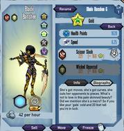 Gold-blade-banshee