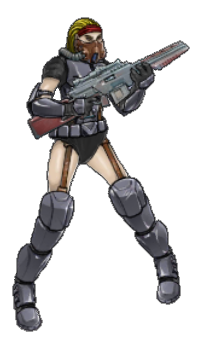 Star-Trooper basic trans