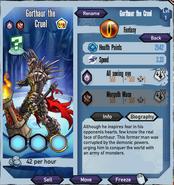 Gorthaur-the-cruel