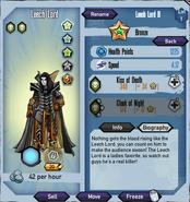 Bronze-leech-lord