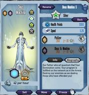 Silver-deus-machina