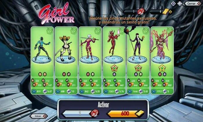 GirlPowerReactor
