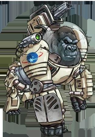 Cosmo Kong