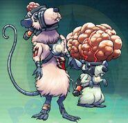 Runt-and-Cerebro Silver MDR