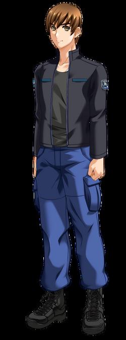 Takeru Alternative Flight Jacket