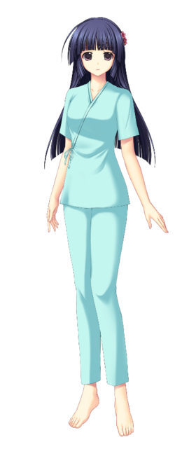 Yuzuka Chronicles 04 Gown
