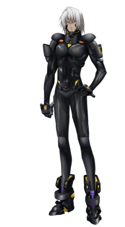 Wilfried Fortified Suit