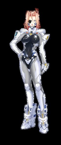 Brigitte Fortified Suit