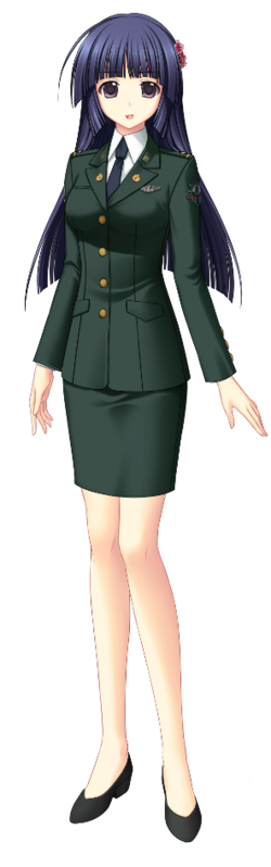 Yuzuka Chronicles 04 Uniform