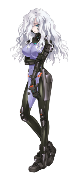 Sylvia Fortified Suit 1