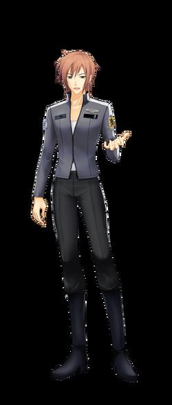 Wolfgang Uniform