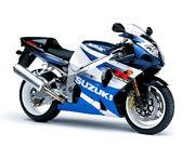 Suzuki gsx-r1000-20011