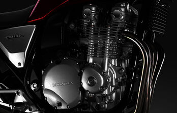 2013-Honda-CB1100-Engine