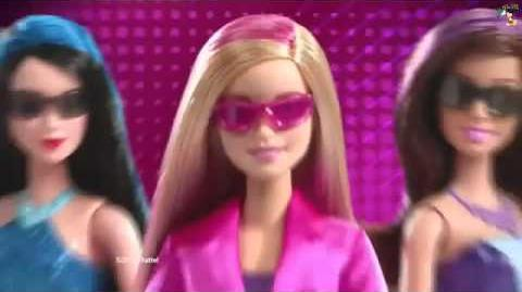 Barbie Spy Squad Trailer 2016 On a Mission