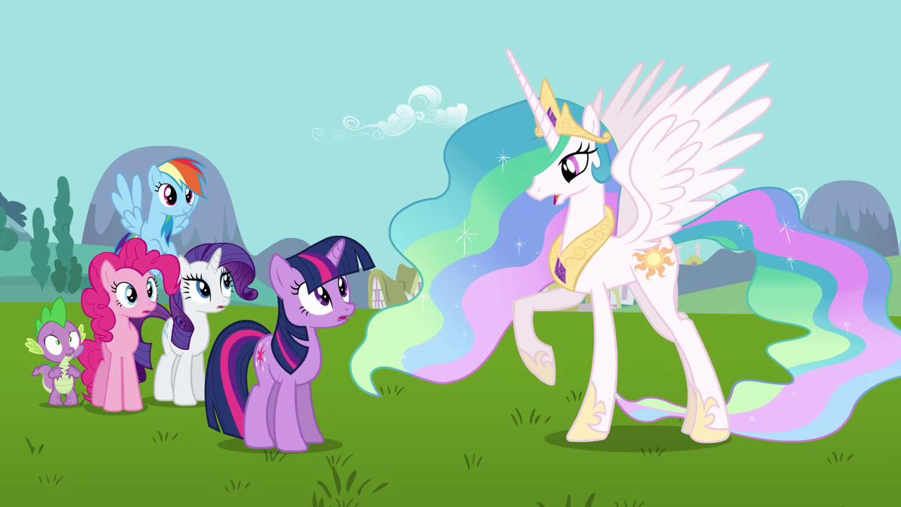 Wiki My Little Pony La Magia De La