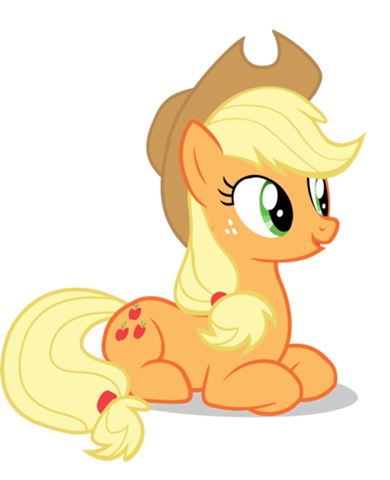 File:390px-35755 - absurd res applejack sitting vector.png