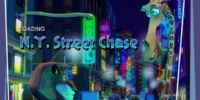 New York Street Chase
