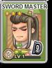 Sword Master GradeD