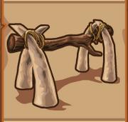 Ivory Rack
