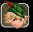 24sm Robin Hood Icon