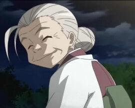 Nagasumi's Grandmother