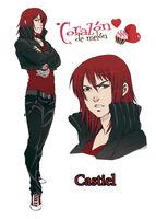 Castiel Manga