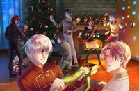 Illustration-Event Christmas2014-All