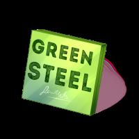 Green Steel Brand Guitar Strings