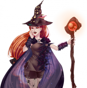 Witch-normal
