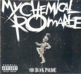 Alternate cover The Black Parade