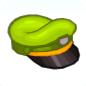 Biofuel Bus Driver's Hat