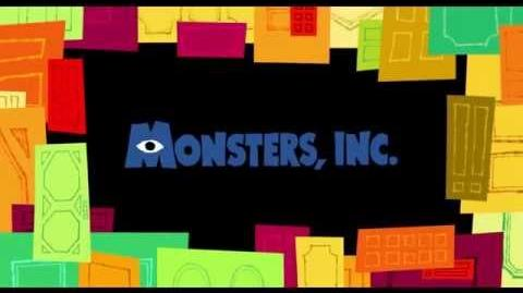 Dreamworks Animation's Monsters, Inc