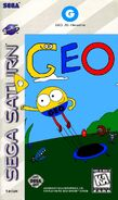 Geo (1996 video game) Sega Saturn Cover Art (NTSC)