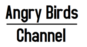 Angry Birds Channel Logo 2015-present