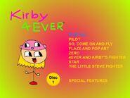 Kirby 4ever Season 1 Disc 1