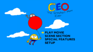 Geo - The Greatest Movie Ever DVD Menu 4